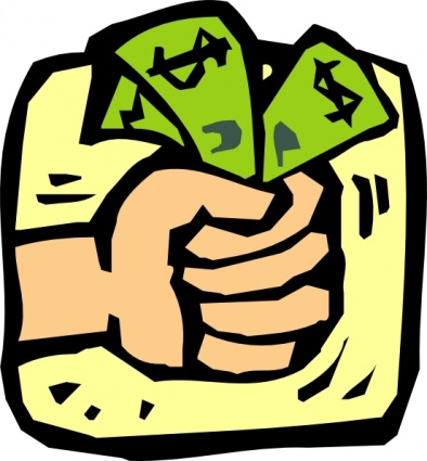 fist-full-of-money-clip-art