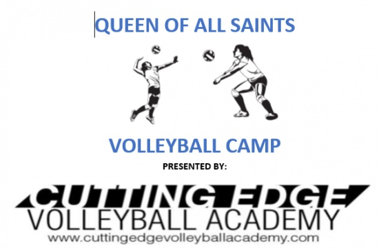 Volleyball Camp 2016